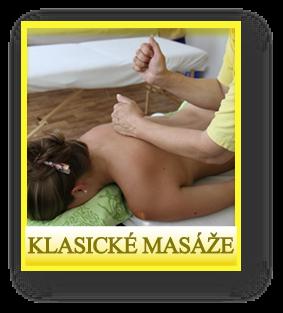 Kurz klasické masáže