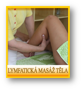Kurz lymfatická masáž těla