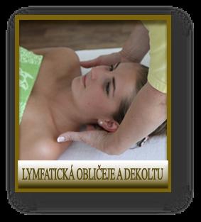 Kurz lymfatická masáž obličeje a dekoltu